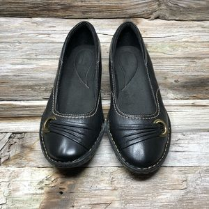 Clarks Shoes - Clarks Recent Drive Black Flats Women 7 Wide